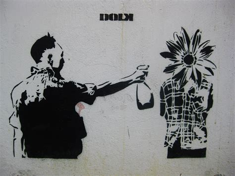 banksy painting facts dolk a street artist from bergen in norway cess here