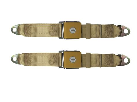 seat belt 1964 corvette seat belt with bowtie lift latch saddle oe corvette belt ebay