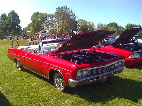 car show impalas impala tech