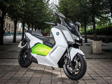 Motorrad Größeres Ritzel by Bmw Electric C Evolution Scooter Tiene Un Nuevo