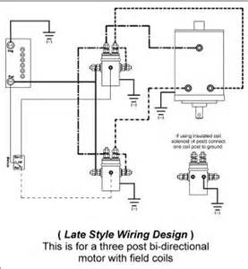 wiring diagram 10 easy set up winch solenoid diagram