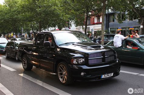 Dodge RAM SRT 10 Quad Cab   4 July 2014   Autogespot