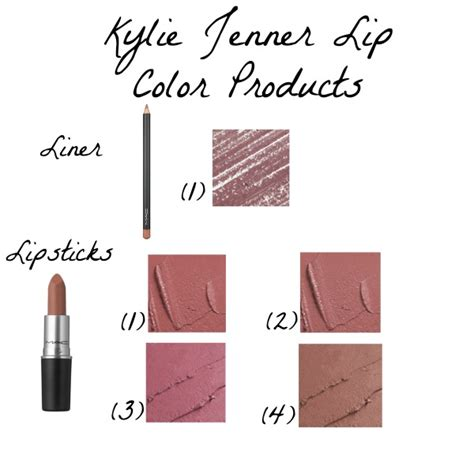 jenner lip colors how to get jenner lip color tutorial