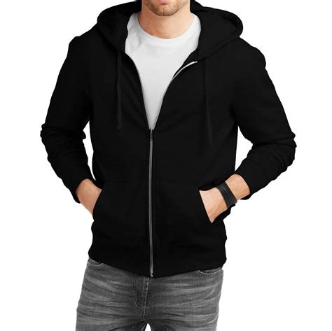 Zipper Plain Hoodie fanideaz s cotton plain zipper hoodies for zipper