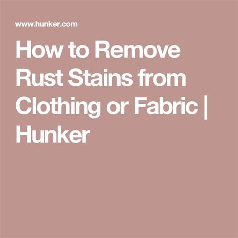 how to clean rust stains from bathtub the 25 best remove rust stains ideas on pinterest
