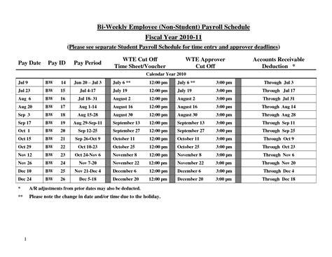schedule of salaries template 6 best images of college schedule planner worksheet