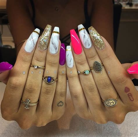 freakin beautiful fashion pinterest nails acrylic