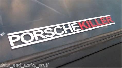 Porsche Killer Aufkleber by Ttr Horch Tappeur Rs4 2 7l Biturbooo Couatreau Page 20