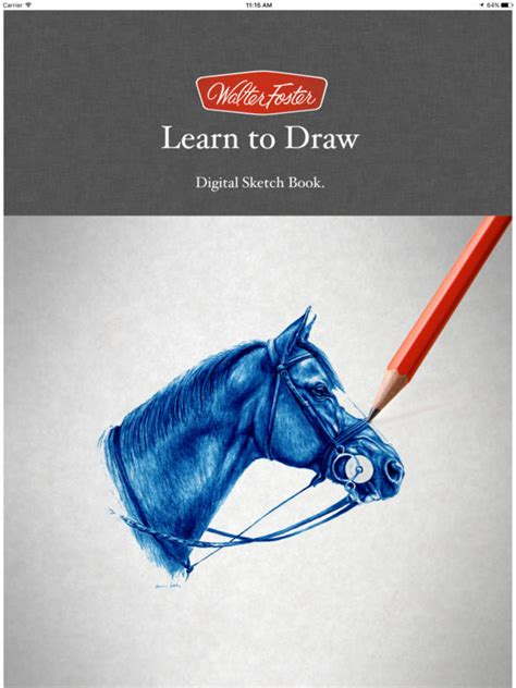 sketchbook learn to draw learn to draw digital sketchbook by walter foster on the