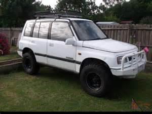 Suzuki Vitara 1993 Suzuki Vitara Jx 4x4 1993 4d Wagon 5 Sp Manual 4x4 1 6l