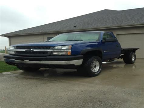 Standard Ls For Sale Purchase Used Chevrolet Silverado 2500 Ls Extended Cab