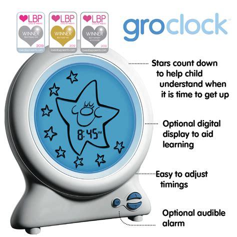 gro clock sleep trainer amazon co uk baby