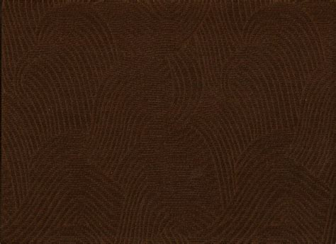 Brown S Upholstery by Brown Woven Swirls Chenille Upholstery Drapery Fabric Ebay