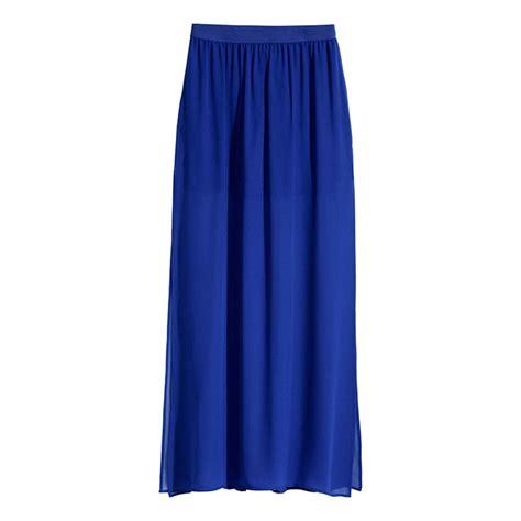 get cheap layered maxi skirt aliexpress