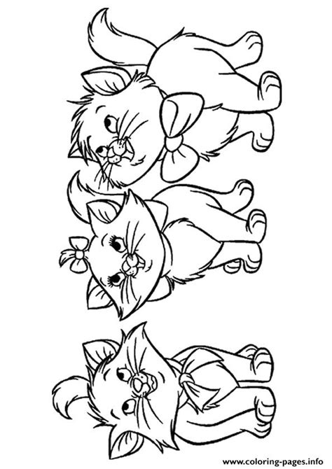 printable coloring pages of baby kittens 93 kitten coloring pages printable the a kitten