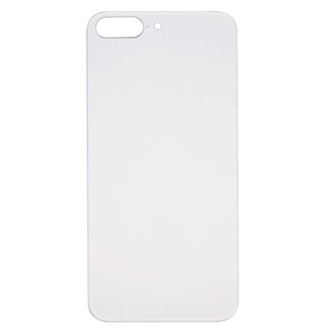 replacement for iphone 8 plus glass battery back cover silver alexnld