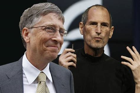biography of bill gates and steve jobs 15 money quotes by world s richest people