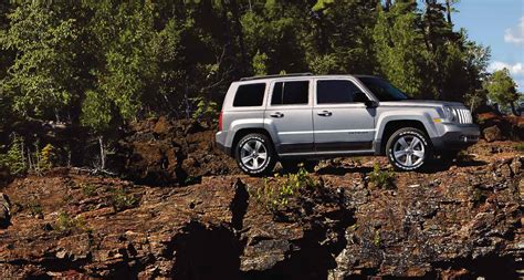 offroad jeep patriot 4 great spots to push your new jeep in colorado