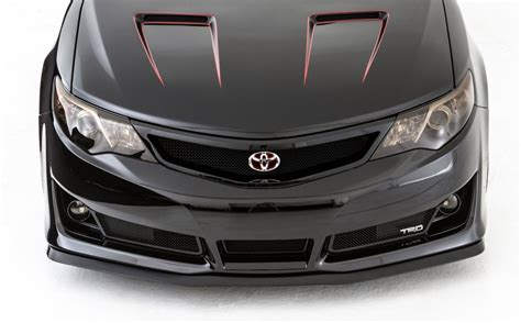 Bodykit Toyota Camry Trd 2012 Taiwan sema 2012 the 2012 rowdy edition camry kyle busch approved