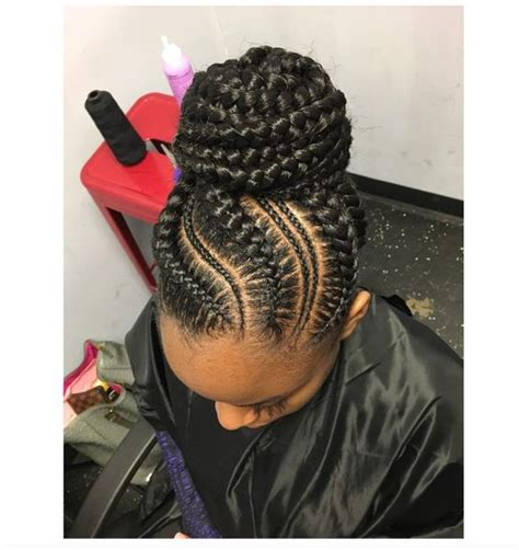 gotti braids braids for round face short hairstyle 2013
