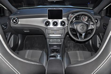 mercedes benz malaysia launches gla facelift autoworld - Interior Gla 200