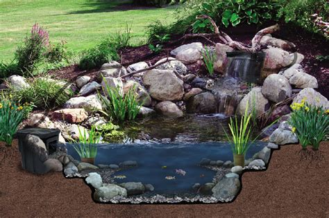 Aquascape Waterfall Acadian Aquatic Systems Trousse D 233 Tangs Pompes D 233 Tang