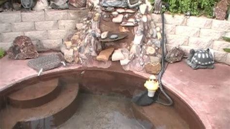 Ponds And Waterfalls For The Backyard How The Pond Pump Works Backyard Waterfall Youtube