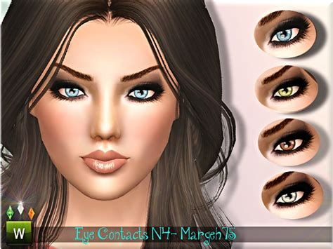 sims 4 cc sclera contact sims addictions eye contacts n4