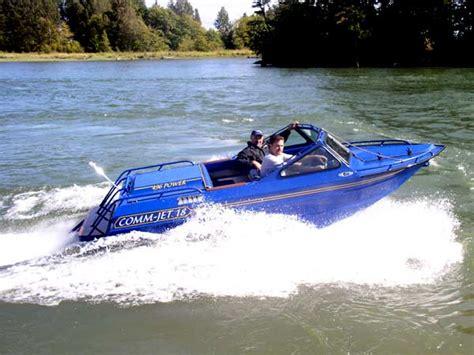 aluminum jet boat comm jet 18 aluminum river jet boat full service shipyard