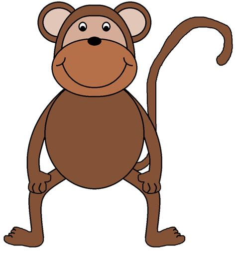 monkey clipart best monkey clipart 15645 clipartion