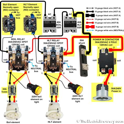 pole contactor wiring diagram get free