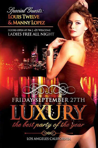 Free Flyer Template Luxury Party Flyer Template Psd Free Out Flyer Template Free