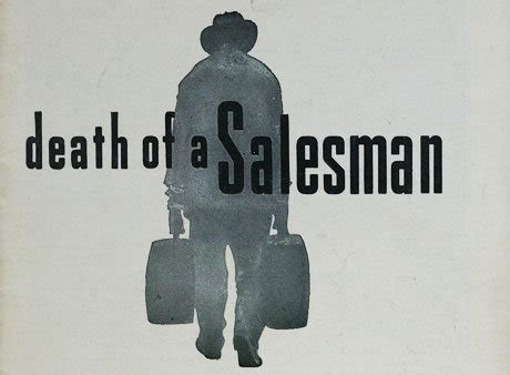 themes in the novel death of a salesman death of a salesman by arthur miller reviews discussion