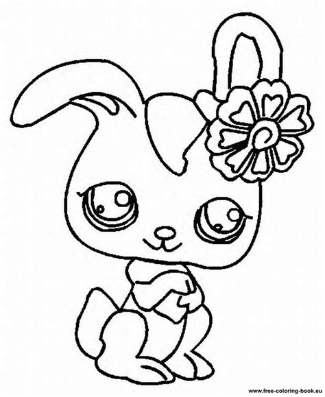 lps coloring pages printable free littlest pet shop coloring pages az coloring pages
