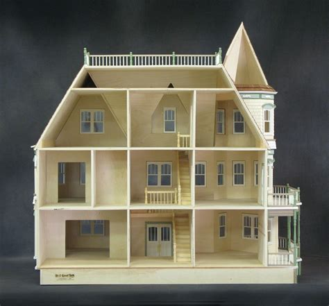 queen anne dolls house queen anne complete kit