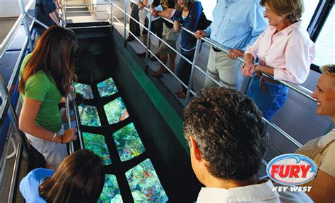 glass bottom boat tours in key west fl key west 1 day trip from fort lauderdale