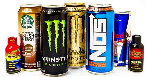 energy drink with most caffeine the most caffeinated beverages s journal