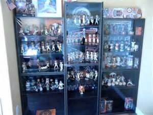 Bookcases At Lowes Giants Bobblehead Display Case Part 1 Of 3 Youtube