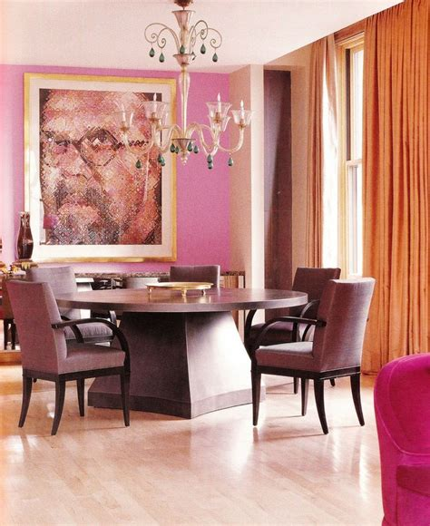 Pink Dining Room by 25 Best Ideas About Pink Dining Rooms On Pink