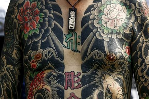 yakuza tattoo wollongong wollongong nsw terkenal sangar tapi yakuza curi makanan agar bisa