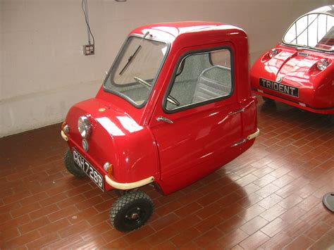 World S Smallest Car by File 1965 Peel P50 The World S Smallest Car Motor