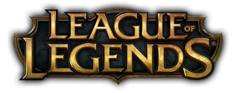 imagenes png league of legends image league of legends logo transparent png league of