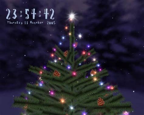 salvapantallas de 225 rboles de navidad descargar gratis