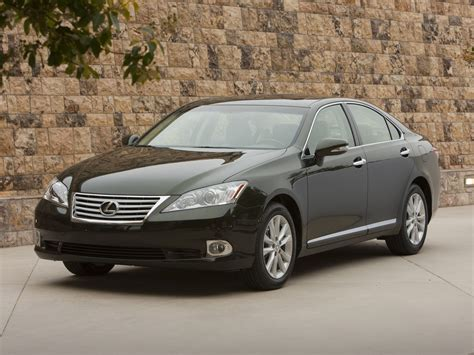 lexus sedan 2010 2010 lexus es 350 price photos reviews features