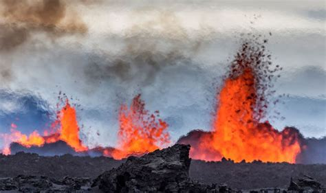 Magma Rising is world getting more volcanic magma build up