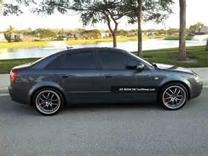 2005 audi a4 quattro base sedan 4 door 1 8l