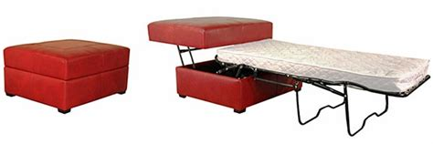 Leather Ottoman Sleeper by Leather Ottoman With Sleeper Sofa Club Furniture