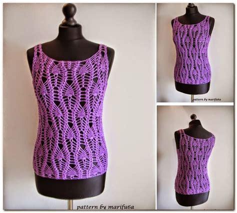 Bonita Blouse Salem bonita blusa mangas al crochet todo crochet