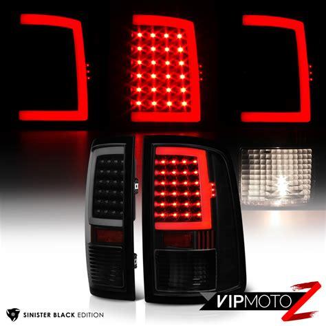 led lights for dodge ram 1500 2009 2017 dodge ram 1500 2500 3500 quot fiber optic quot sinister