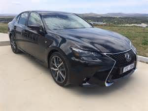 Lexus Gs Sport 2016 Lexus Gs 350 Review The Wheel